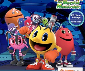 Pac-Man ve Hayalet Maceraları