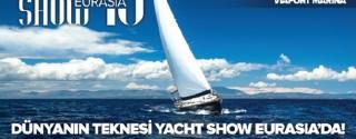 Yacht Show Eurasia afiş