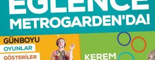 Metrogarden'de 23 Nisan Coşkusu afiş