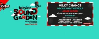 Babylon Soundgarden 2016 afiş