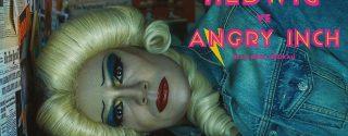 Hedwig ve Angry Inch /Glam Rock Müzikali afiş