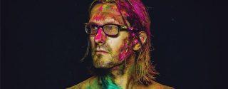 Steven Wilson Konseri afiş