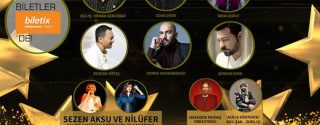 Türkiye'nin Yıldızları Türk Kızılayı İçin Söylüyor afiş
