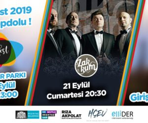 Etiler Fest – Zakkum Konseri