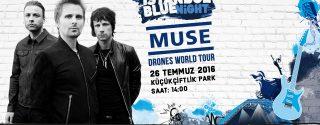 Muse Konseri afiş