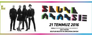 Skunk Anansie Konseri afiş