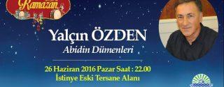 Yalçın Özden Abidin Dümenleri Tiyatro Ücretsiz afiş