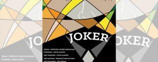 Joker Tiyatro afiş
