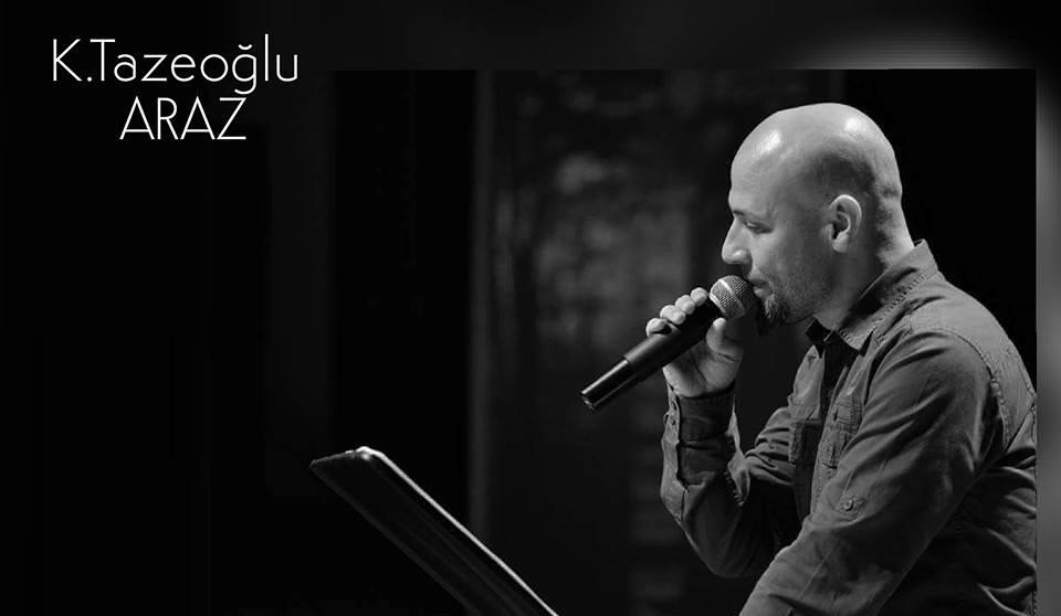 Kahraman Tazeoğlu Şiir Dinletisi