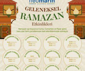 Neomarin Geleneksel Ramazan Etkinlikleri
