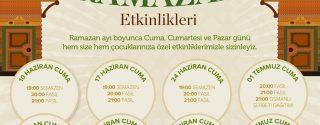 Neomarin Geleneksel Ramazan Etkinlikleri afiş