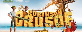Robinson Crusoe afiş