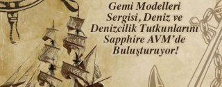 Gemi Modelleri Sergisi afiş