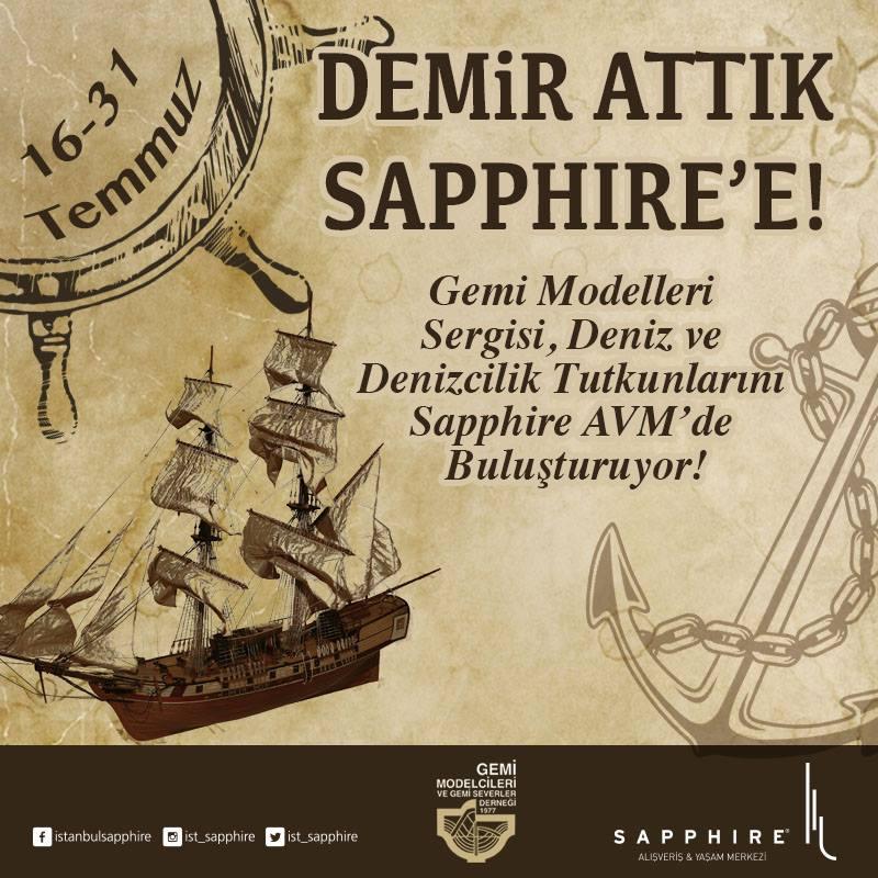 Gemi Modelleri Sergisi