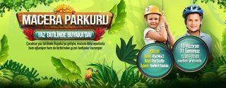 Macera Parkuru afiş