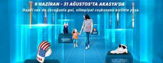 Olimpiyatlar Sergisi afiş