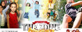 The Zone Adventures Yaz Okulu afiş