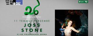 Joss Stone Konseri afiş