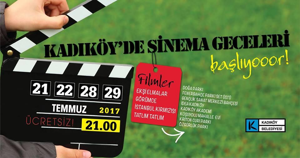 Kadıköy'de Sinema Geceleri