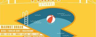 Pool Party İstanbul afiş
