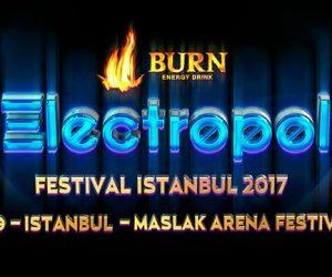 Burn Electropol  Festival İstanbul 2017