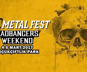 %100 Metal Fest HeadBangers Weekend