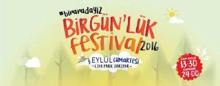 BirGünlük Festival afiş