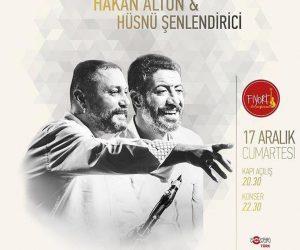 Hakan Altun-Hüsnü Şenlendirici Konseri