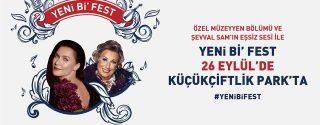 Yeni Bi'Fest afiş