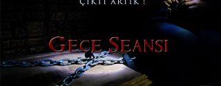 Gece Seansı afiş