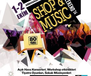Shop & Music  Weekend'16