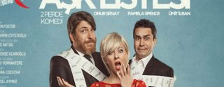 Aşk Listesi Tiyatro afiş