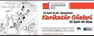 Karikatür Günleri afiş