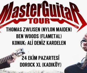 Masterguitar Europe Tour 2016