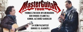 Masterguitar Europe Tour 2016 afiş