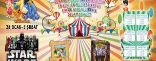 Metroport Çocuk Karnavalı afiş