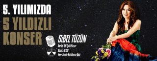 Sibel Tüzün Konseri afiş