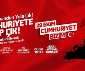 Şişli 29 Ekim Cumhuriyet Bayramı