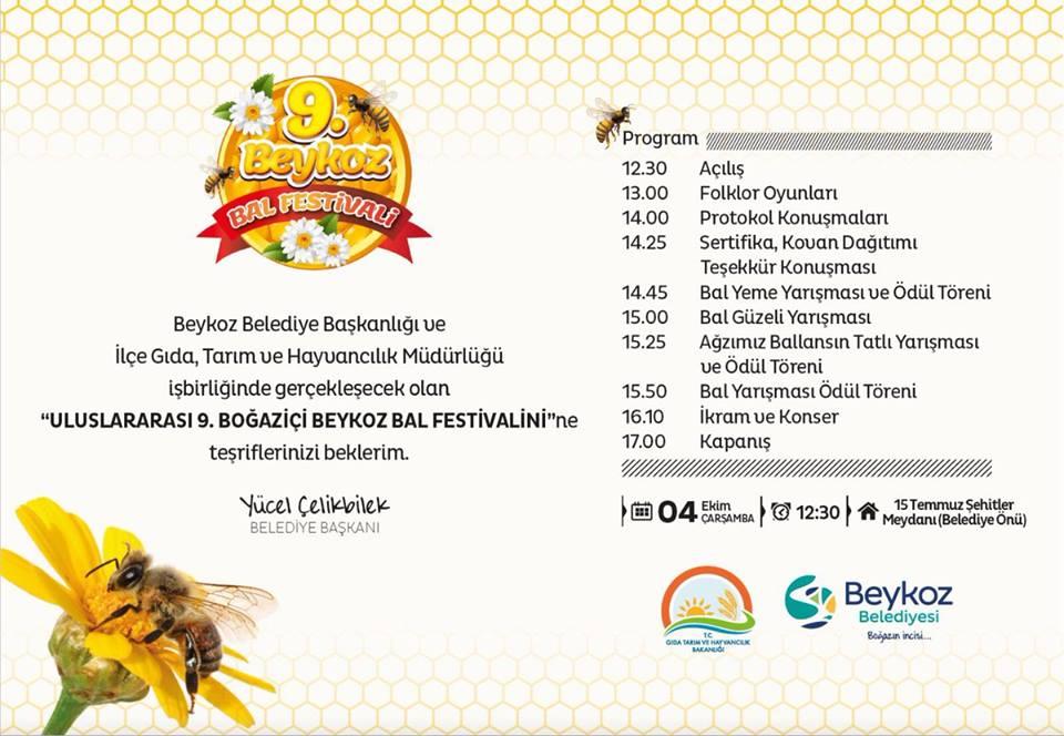9.Beykoz Bal Festivali