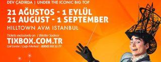 Cirque Du Soleil – BAZZAR afiş