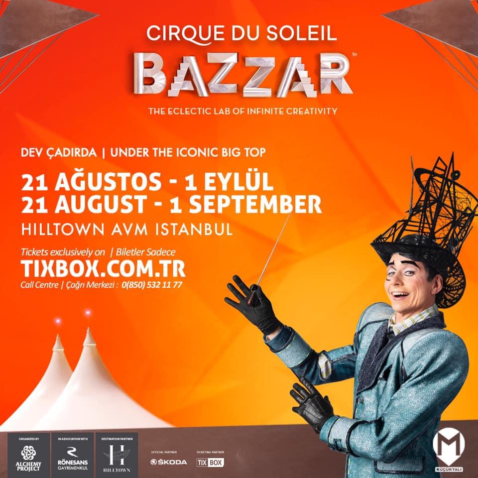 Cirque Du Soleil – BAZZAR