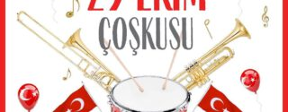Cumhuriyet Bayramı Coşkusu Torium'da afiş