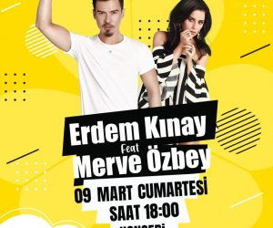 Erdem Kınay & Merve Özbey Konseri