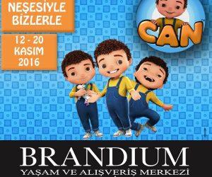 CAN Brandium'da
