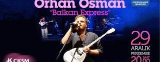 Buzuki Orhan Konseri afiş
