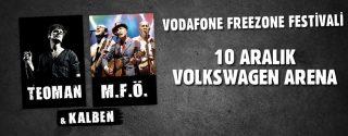 Teoman – MFÖ – Kalben Konseri afiş