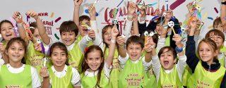 Ülker Çocuk Sanat Atölyesi afiş