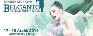 Belcanto The Luciano Pavarotti Heritage afiş