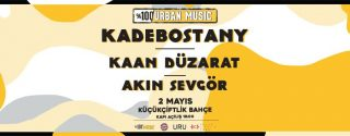 Kadebostany Konseri afiş