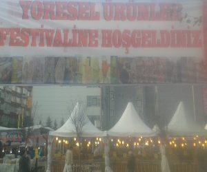 Yöresel Ürünler Festivali